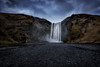 SKogafoss (ALFONSO1979 ) Tags: river new icelnad iceland flickr islandia skogafoss cascade waterfall photography travel amazing fantastic autumnal clouds sky magic sunset sunrise winter