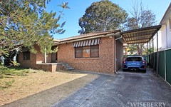 81 O'Sullivan Rd, Leumeah NSW