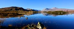 The Black Mount (andrewmckie) Tags: theblackmount lochannahachlaise lochan mountains reflections rannochmoor scotland scottish scottishscenery scenery outdoor