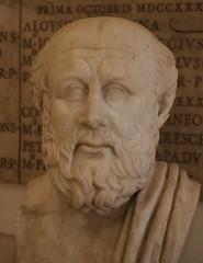 Busto di uomo anziano con barba - Sala dei Fasti Capitolini o Moderni - Musei Capitolini - Roma (raffaele pagani) Tags: bust elderly man with beard hall fame capitoline or modern museums rome