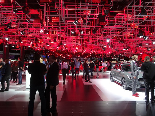 IAA 2017: Audi Stand