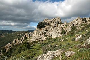 Formazioni granitiche dei Sette Fratelli - Versante Quartu S.Elena