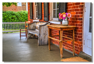 A Waterford Front Porch....