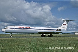 IL62M RA-86507 MOSCOW AIRWAYS