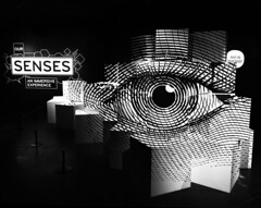 Our Senses -- Special Exhibit (JFGryphon) Tags: sight smell hearing touch balance taste oursenses amnh