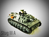 Stug III Ausf A (-=Spectre=-) Tags: mafnaf german ww2 world war 2 lego tank gian aquino stug iii ausfa early 1940