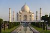 Agra, India - Taj Mahal (GlobeTrotter 2000) Tags: agra inde india mahal taj tajmahal unesco uttarpradesh heritage marble mausoleum tourism travel visit wonders world