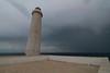 """Otranto LE - IT  """"arriva la tempesta a Punta Palascia"""" (Lucchese Fabrizio) Tags: italia italy puglia palascia faro otranto lighthouse leuchtturm"""