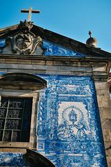 Capela das Almas, Porto (Gail at Large | Image Legacy) Tags: 2017 capeladasalmas porto portugal ruadesantacatarina azulejos gailatlargecom
