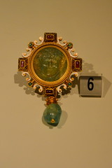 Rome, Italy - Villa Giulia (Etruscan Museum) - Jewelry (9) (jrozwado) Tags: europe italy italia rome roma villagiulia museum archaeology etruscan jewelry gold