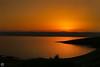 Sunset at Dead Sea [JO] (ta92310) Tags: travel summer 2017 jordan jordanie sunset soleil lune moon night western asia kingdom arabic middle east moyen orient dead sea mer morte