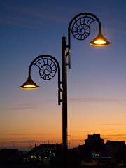 Lyme Regis Lamp Post (mpb_17) Tags: