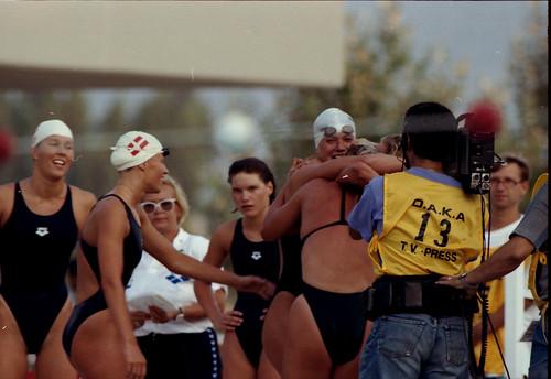 453 Swimming EM 1991 Athens