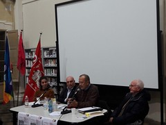"""presentazione libro oltre i cento passi (46) • <a style=""""font-size:0.8em;"""" href=""""http://www.flickr.com/photos/99216397@N02/37706873575/"""" target=""""_blank"""">View on Flickr</a>"""
