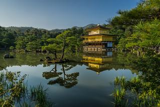 Kinkakuji, 金閣寺, Golden Pavilion