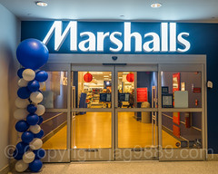 Marshalls Department Store inside the George Washington Bridge Bus Terminal, Washington Heights, New York City (jag9889) Tags: jag9889 usa manhattan newyork entrance indoor 20171115 marshalls 2017 balloon text newyorkcity washingtonheights uppermanhattan sign georgewashingtonbridgebusstation opening door 1963 bus busterminal departmentstore gwbbusstation gwbmarket gwbbs ny nyc pierluiginervi unitedstates unitedstatesofamerica wahi us window