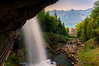 Giessbachfalle @ Switzerland