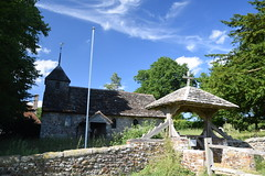 Wiggonholt Church (Worthing Wanderer) Tags: pulborough westsussex sussex sunny summer southdowns arun valley july