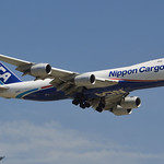 Nippon Cargo Airlines thumbnail