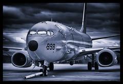 Boeing P-8A Poseidon - 12 (mod) (NickJ 1972) Tags: raf coningsby air combat power visit acpv photoshoot photocall photo shoot night nightshoot 2017 aviation coap boeing p8 737 poseidon 168998 998 la