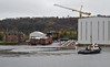 MV Glen Sannox Launch (Russardo) Tags: mv glen sannox launch ferguson marine clyde calmac caledonian macbrayne ferry shipyard
