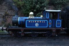 SR: 31323 Class P 0-6-0T Bewdley (emdjt42) Tags: 31323 classp svr bewdley southernrailway