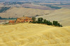 Rolling Tuscany landscape after harvest (Gregor  Samsa) Tags: italy italia tuscany toscana summer august sun sunny sunlight nature scenery scenic field fields landscape rolling rollinghills rollinglandscape iconic road trip holiday vacation journey exploration harvest afterharvest view vista overlook viewpoint