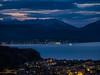Gourock night (Rourkeor) Tags: greenock scotland unitedkingdom gb night dunoon reflections sea lights hills scenic street buildings clouds cowalpeninsula olympus omd em1mk2 mft