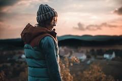 Exploring (DazerVin Photography) Tags: inspirational inspired creating travel roadtrip hikes trails backpacking pategonia lightroom legends castles polska poland hiking explore sunset 2470mm d810 nikon