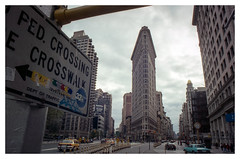 New York City 1999 (jmvanelk) Tags: newyork newyorkcity 1999 analog color colour film nyc nikonfe nikkor24mm