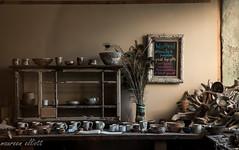 Woodfired (maureen.elliott) Tags: woodfired pottery cups vases studio artgallery artscentre alton display stilllife stoneware porcelian gifts shopping