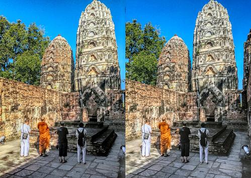 Wat Si Sawai stereovision