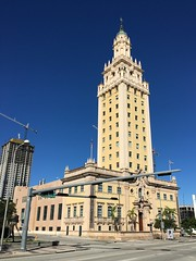 Freedom Tower Downtown Miami (Phillip Pessar) Tags: freedom tower miami downtown building architecture us national register historic places