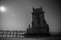 Torre de Belem, Lisboa (Juan R. Ruiz) Tags: belem torre tower torredebelem fortress fortaleza lisboa europe europa canon canoneos60 eos60d 60d town