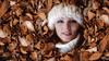 Anaïs (Studio Hors-champ) Tags: trees leaves autmn scarf fur coat headgear knit hat knitwear winter headpiece muff outerwear warm clothing stocking cap