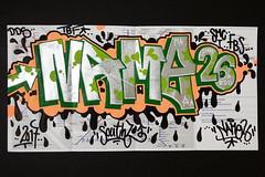 Name26 (Alex Ellison) Tags: name name26 dds smc tbf fbs sketch collection londonunderground tubemap urban graffiti graff boobs