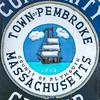 Town of Pembroke (Timothy Valentine) Tags: squaredcircle 2017 large townof sign 1217 pembroke massachusetts unitedstates us