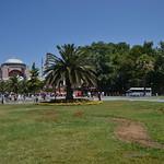 Blick auf Hagia Sophia (117LIEBE_1367) thumbnail