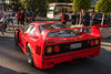 Ferrari F40 (effeNovanta - YOUTUBE) Tags: car cars supercar supercars video youtube canon canon750d eos monaco montecarlo topmarques monacotopmarques topmarquesmontecarlo ferrari f40 ferrarif40