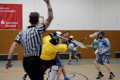 DSCF1841 (s.kanzelmeyer) Tags: lacrosse fujixt1 boxlacrosse tlt bielefeld hannoverlacrosse dhc