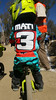 1027 (StriderBikes) Tags: 12 2017 boy custom dirt fox fullface helmet jersey mati october photocontestentry ramp track