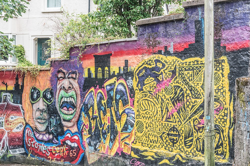 EXAMPLES OF STREET ART IN CORK CITY [PHOTOGRAPHED 2017]-133913
