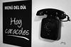 Telephone (jlmm_morales) Tags: malaga andalucia españa spain museo museum aeronautical aeronáutico nikon d5100 jlmm blanconegro blackwhite telephone phone telefono antiguo old