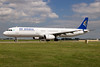 Air Astana | Airbus A321-200 | P4-OAS | 04.07.2017 | Amsterdam - Schiphol (Maciej Deliś) Tags: air astana airbus a321200 a321 p4oas amsterdam schiphol airport