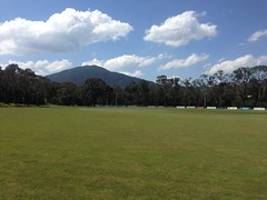 Mount Macedon from Tony Clarke Recreation Reserve