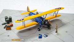 A1 - Stearman PT 17 Kaydet - Michael Rohde