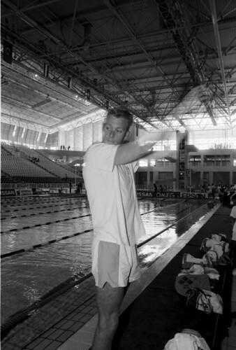 163 Swimming EM 1991 Athens