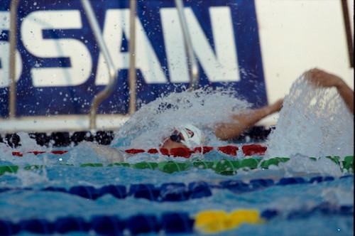466 Swimming EM 1991 Athens