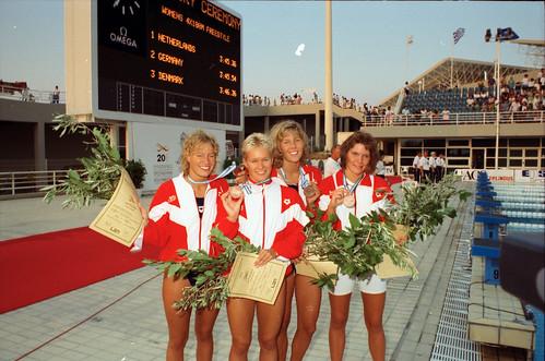 534 Swimming EM 1991 Athens