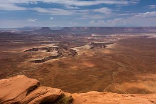 Green River overlook - Canyonlands N.P. - Utah